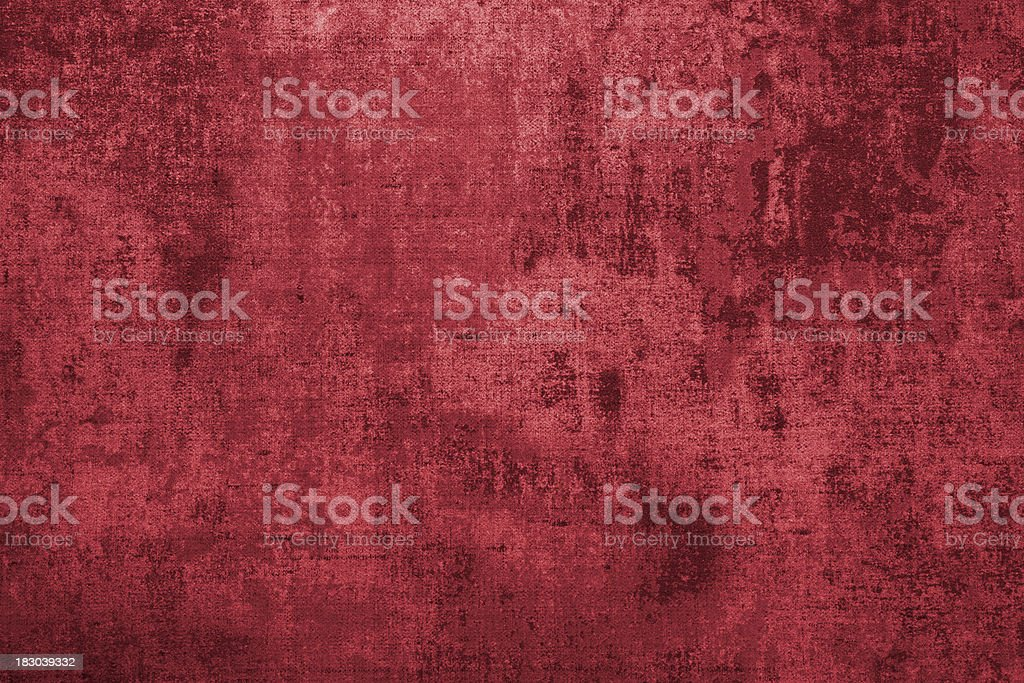 Red Grunge Background Texture royalty-free stock photo