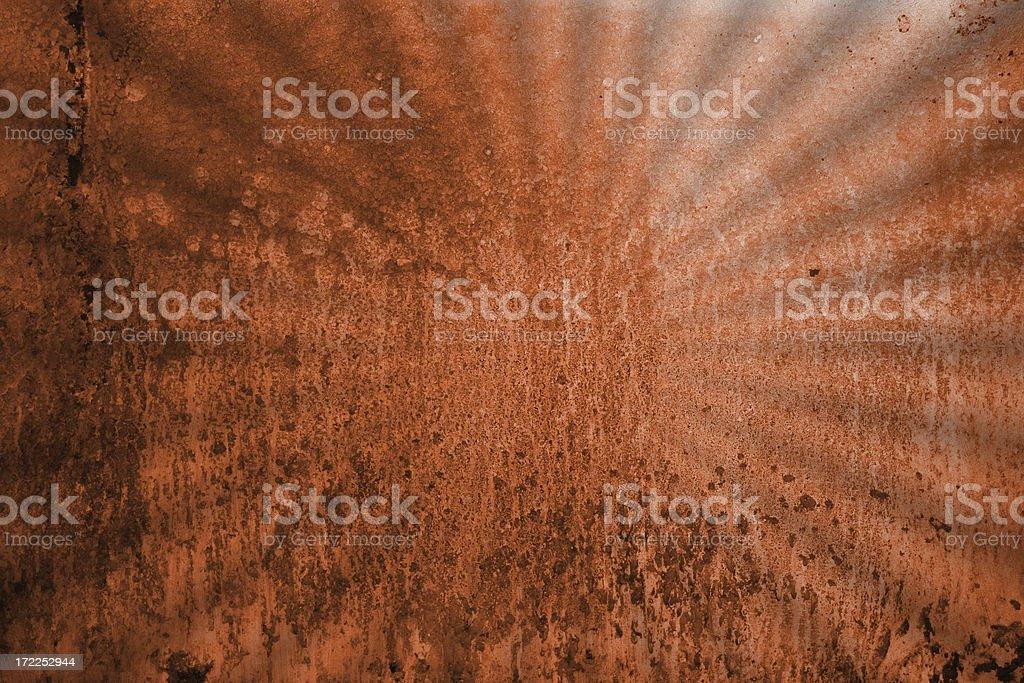 Red Grunge Ripple Design background stock photo