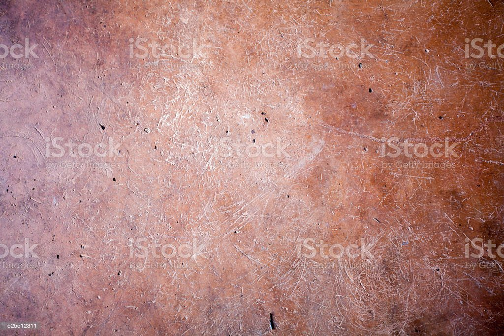 Red grunge textured wall stock photo
