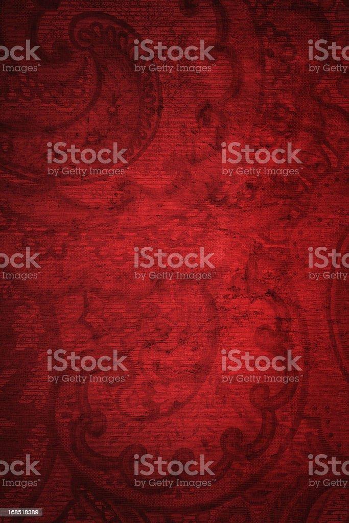 Red Grunge Vintage Background stock photo