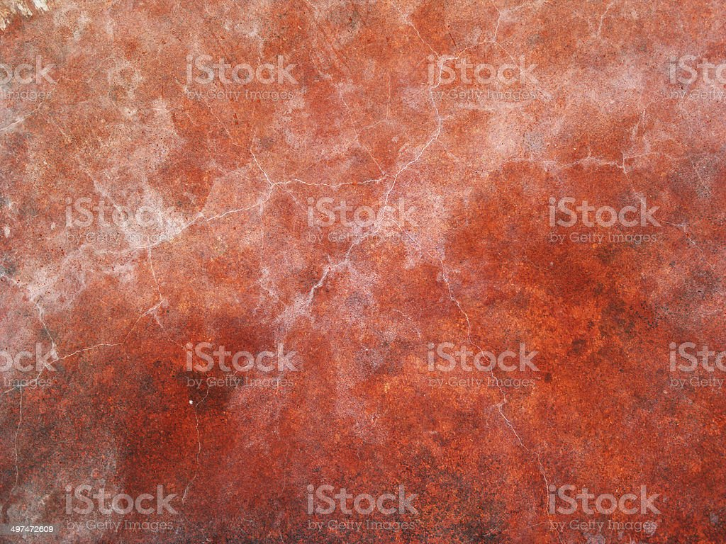 red grunge wall surface royalty-free stock photo
