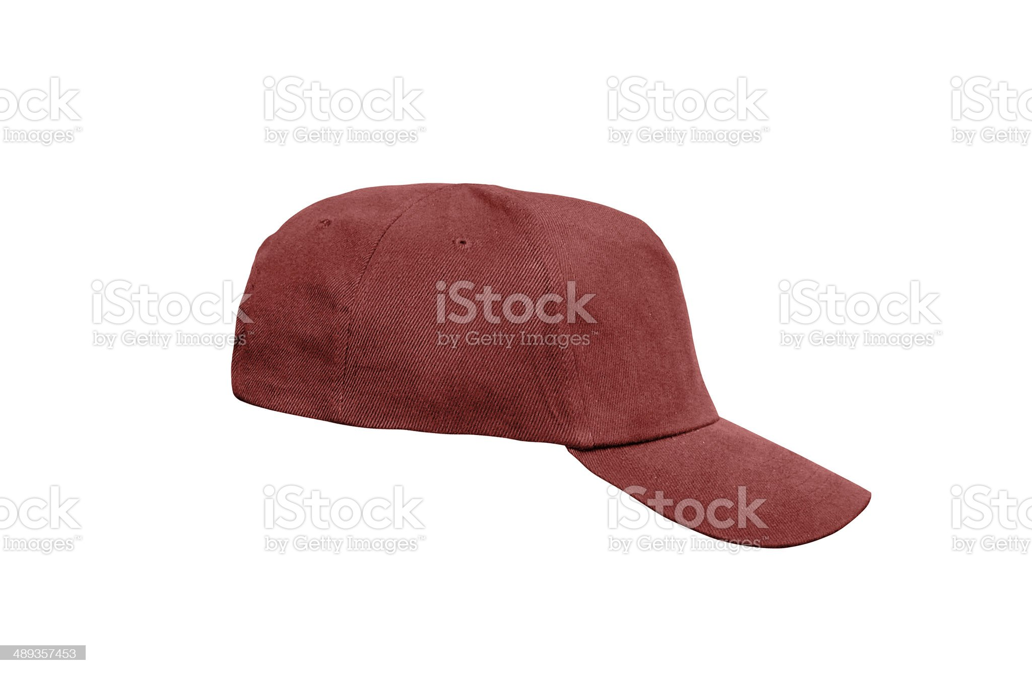 red hat royalty-free stock photo
