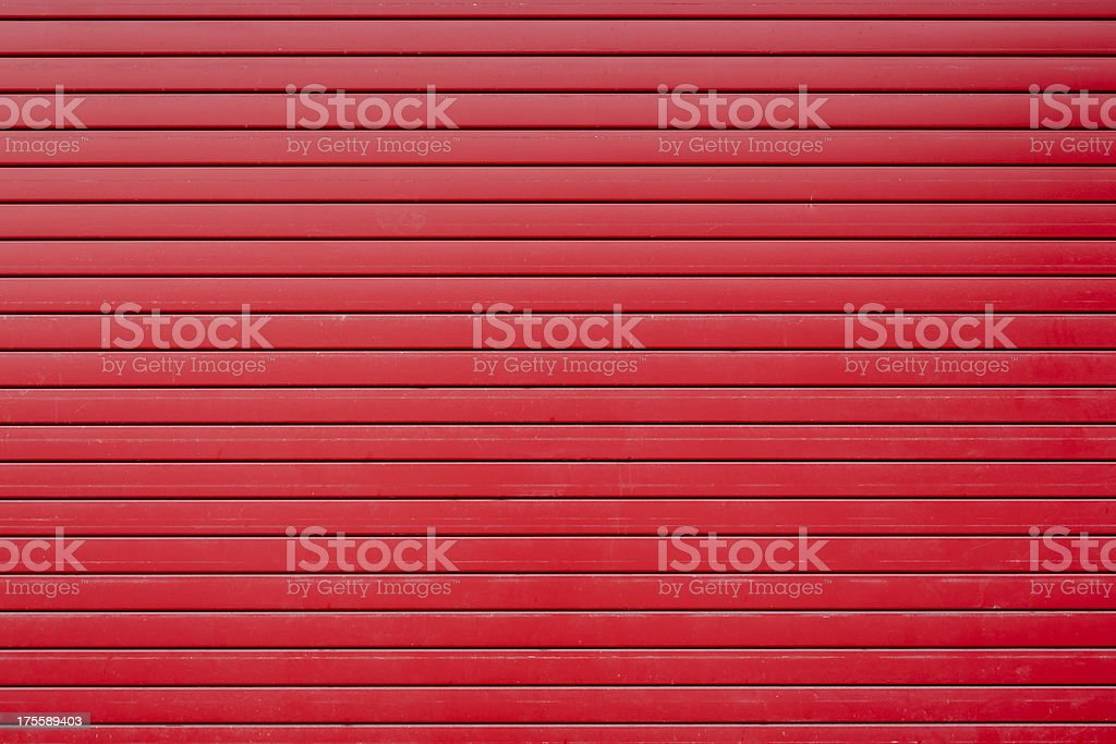 Red iron surface. Background royalty-free stock photo