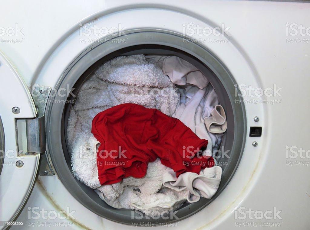 Red Item stock photo