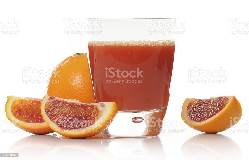red juice royalty-free stock photo