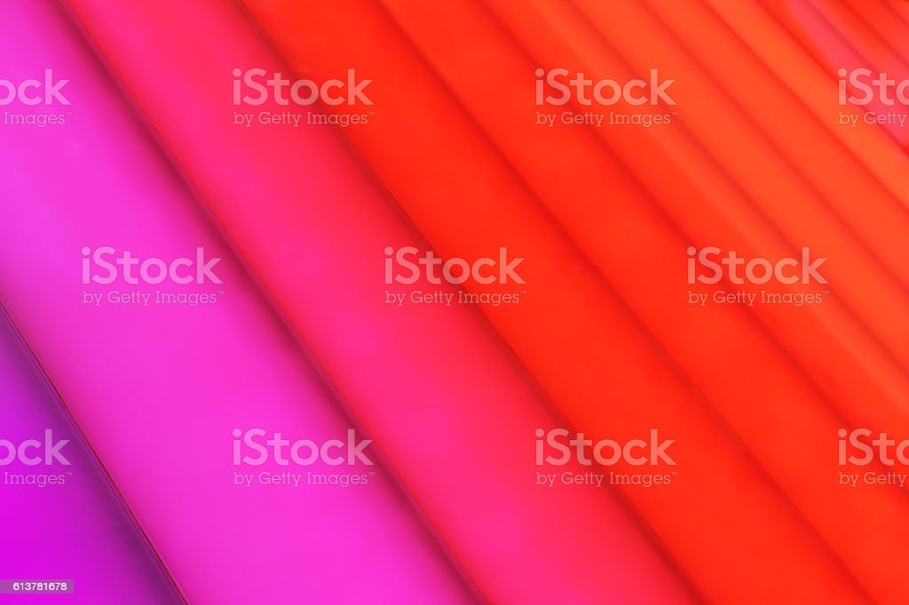 Red Lavender Abstract Lined Color Gradient stock photo