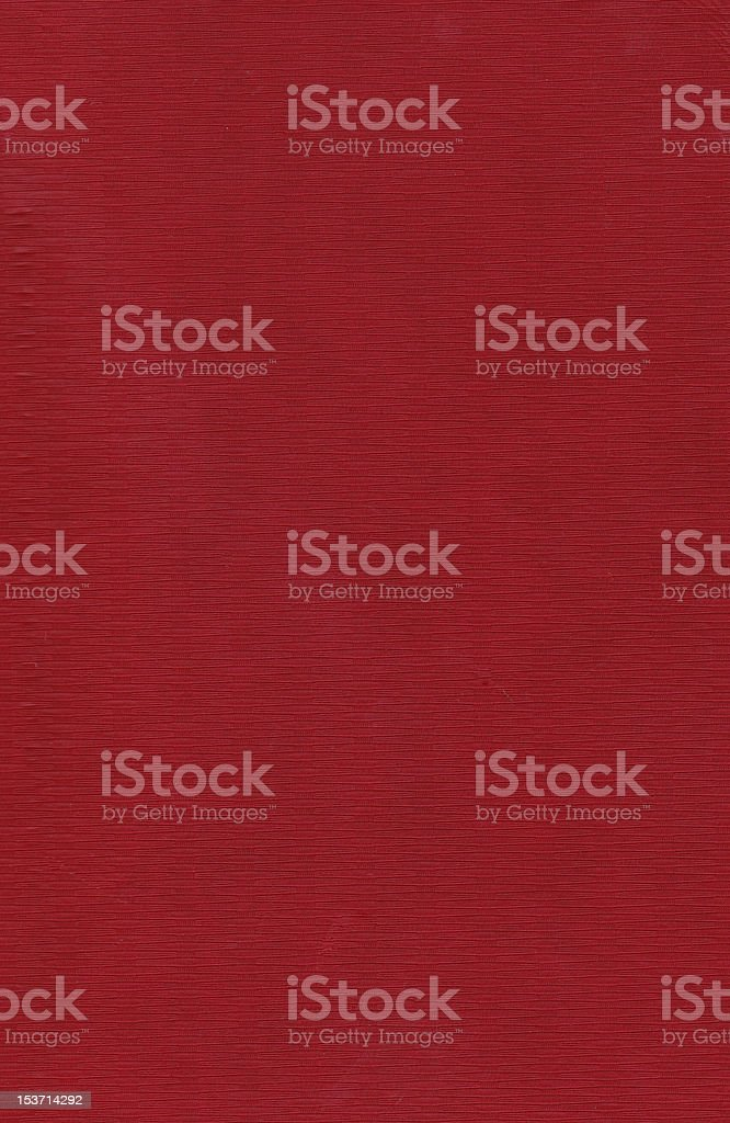 red leather fabric stock photo