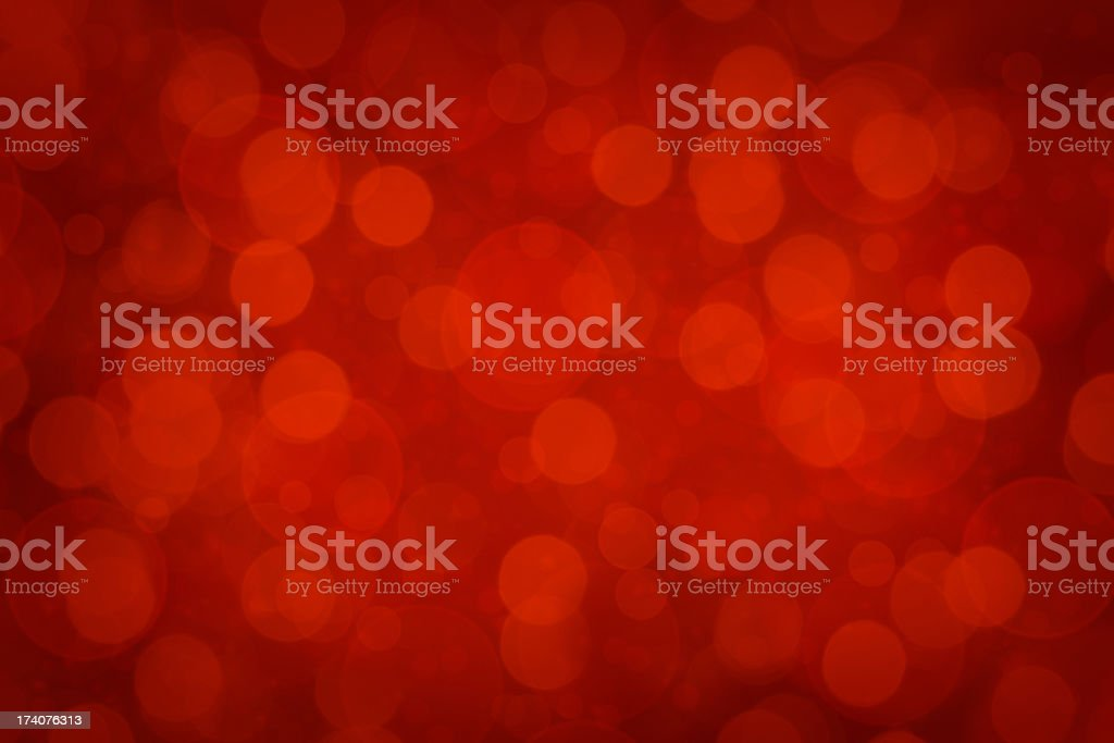 Red Light Background stock photo