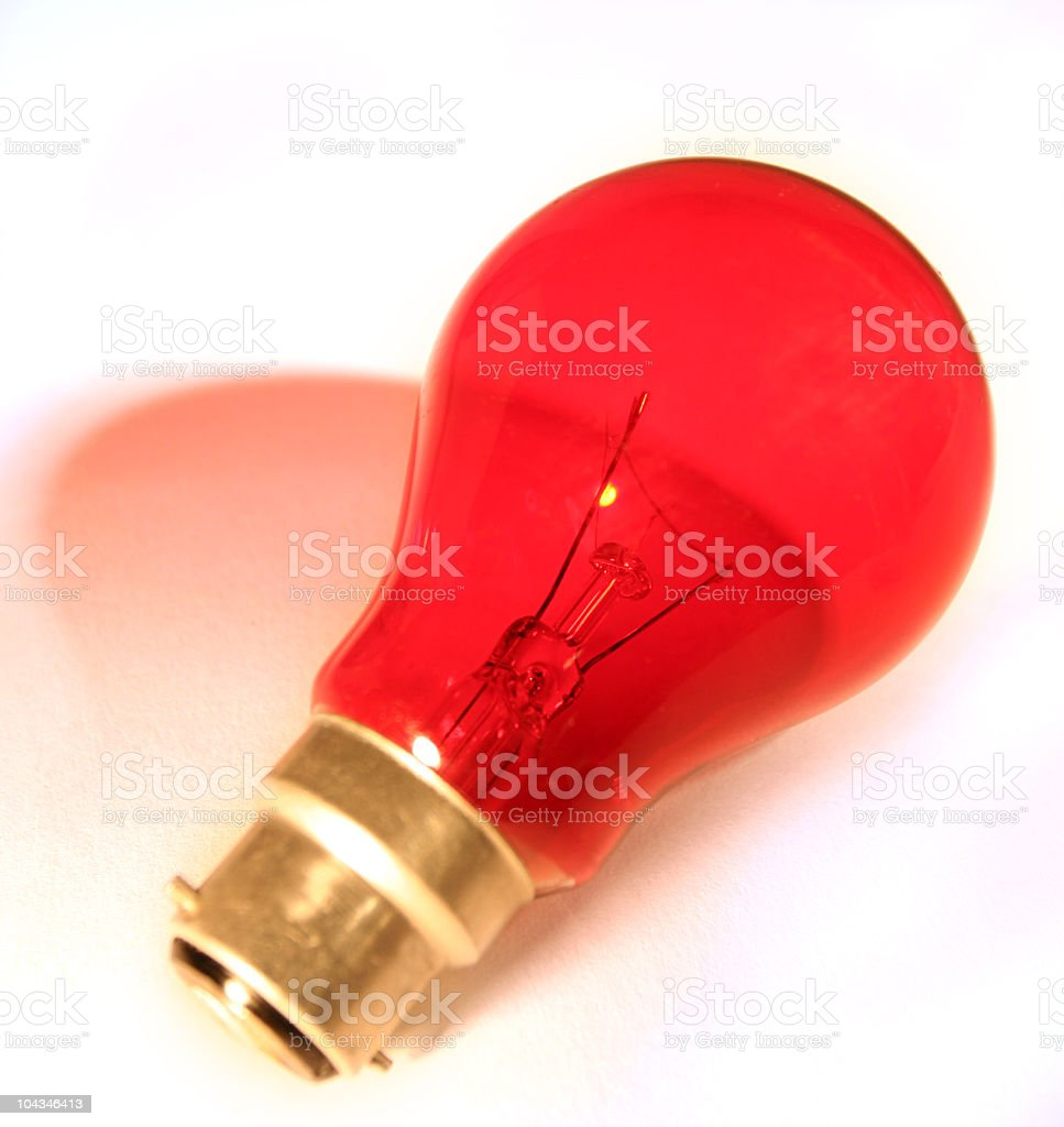 Red Light District royalty-free stock photo