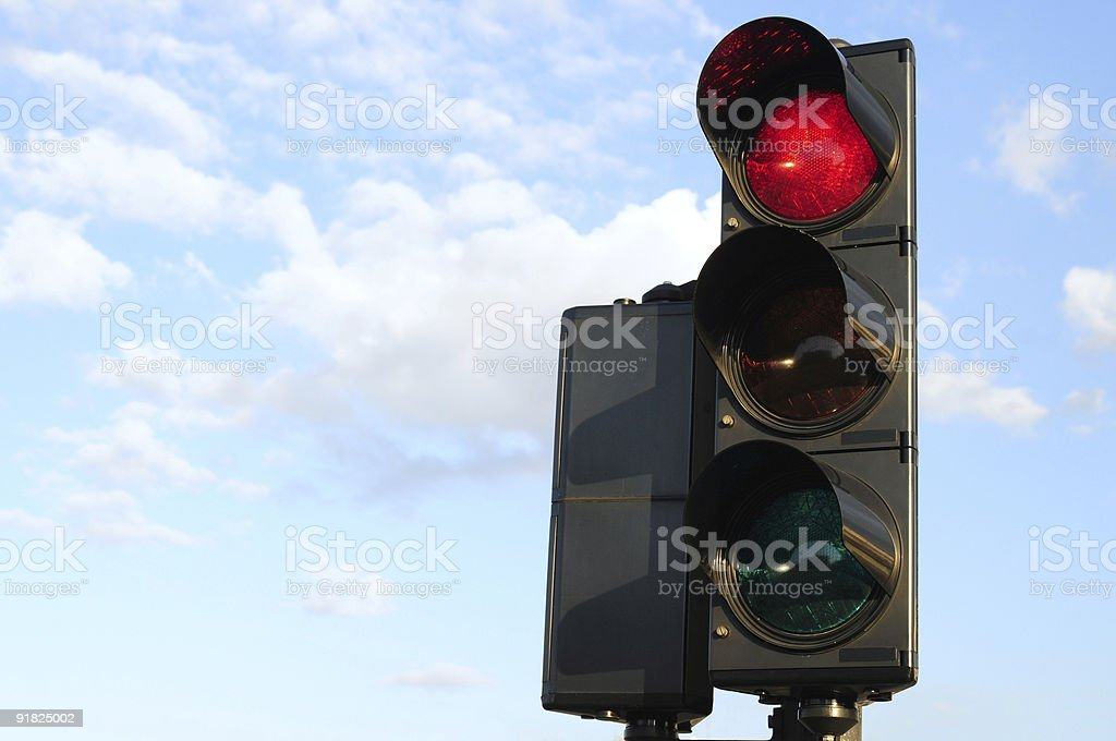 Red light. Series,see more.. stock photo