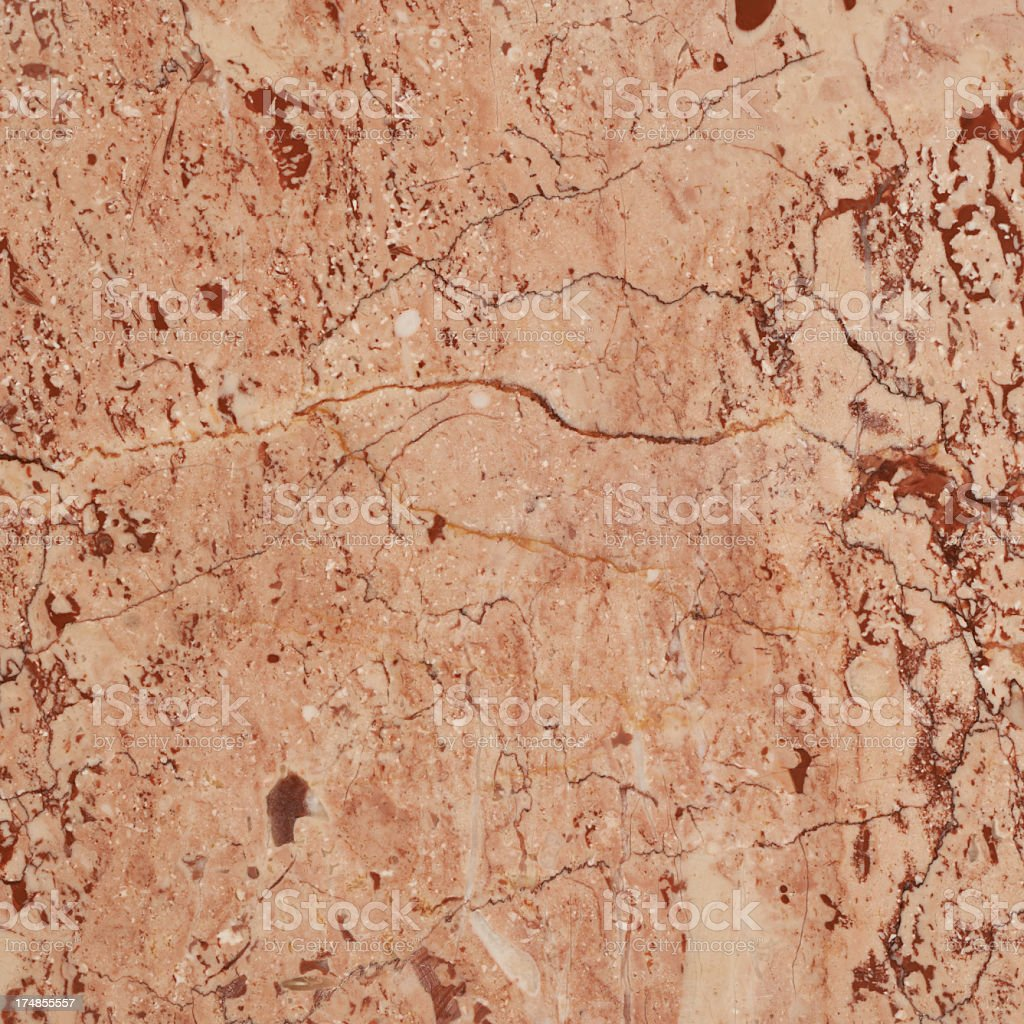 Red Marble Texture royalty-free stock photo