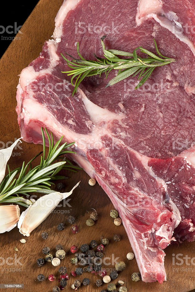Red Meat royalty-free stock photo
