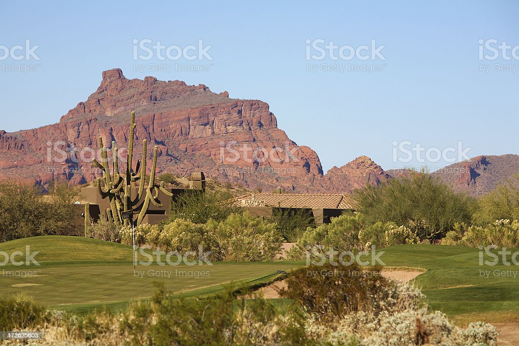 red mtn 4 stock photo