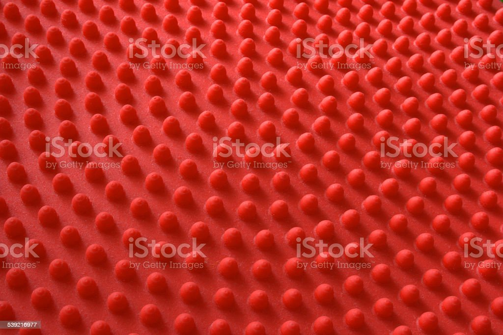 Red nipples stock photo