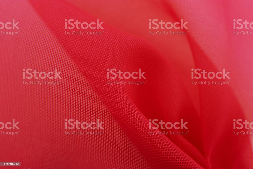 red organza fabric texture  background stock photo