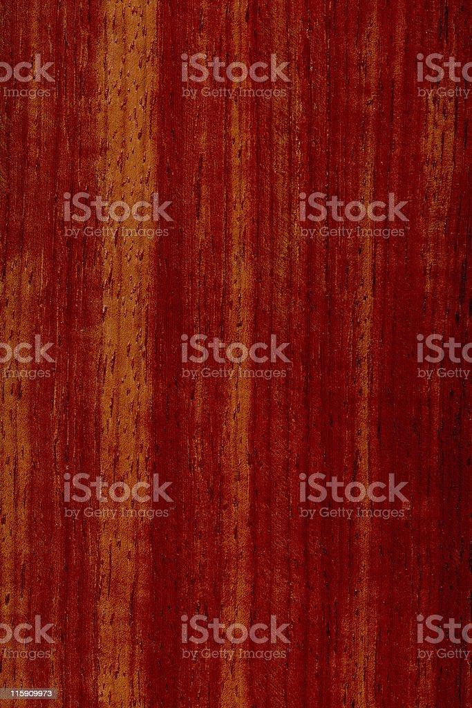 Red padouk wood, Pterocarpus dalbergioides stock photo