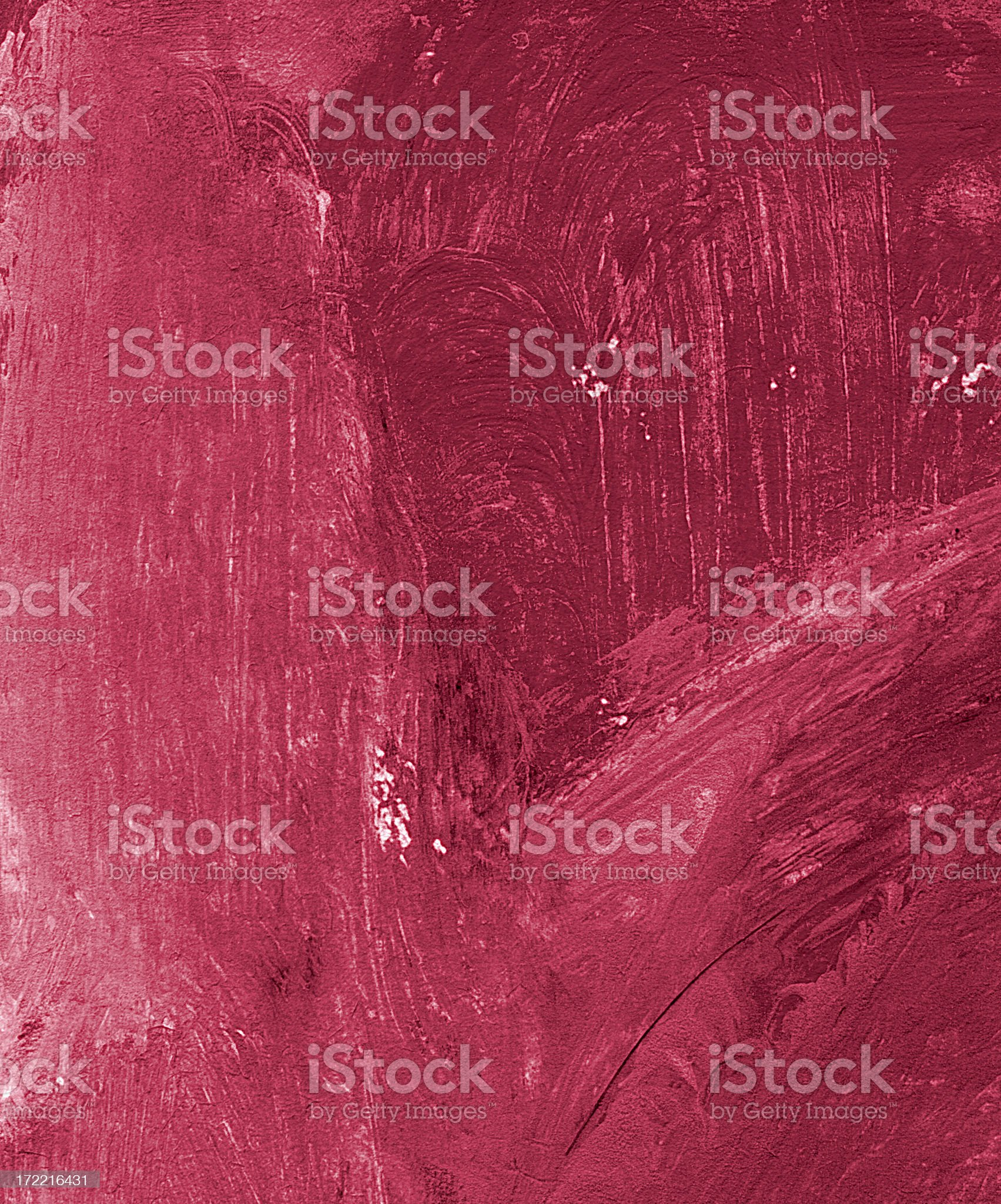 Red Paint royalty-free stock photo