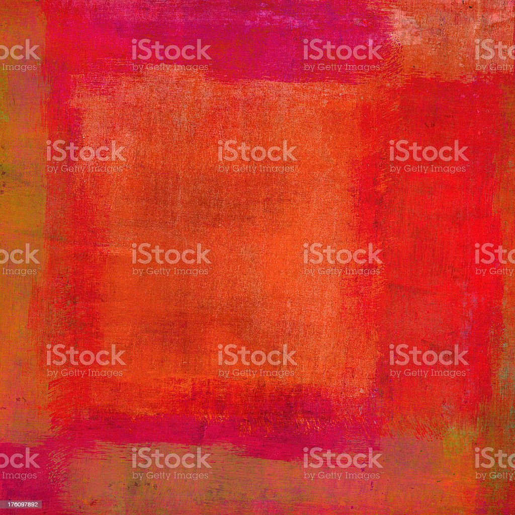 Red painted background royalty-free stock photo