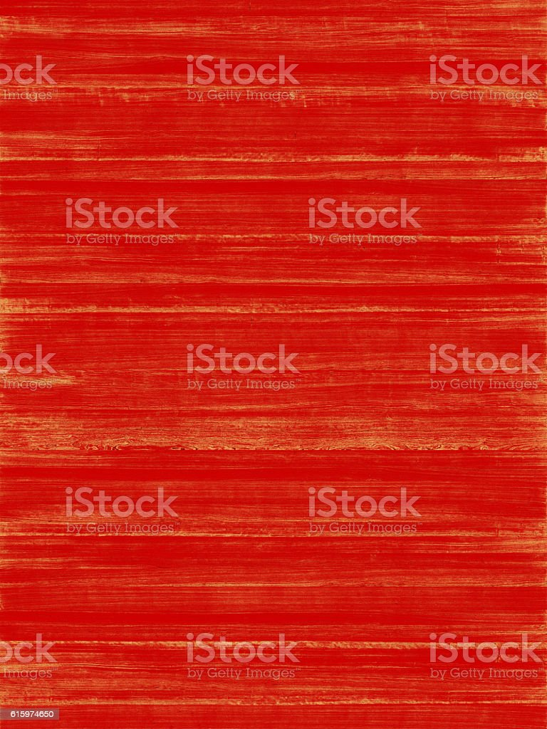 Red Painted Wood Background stock photo