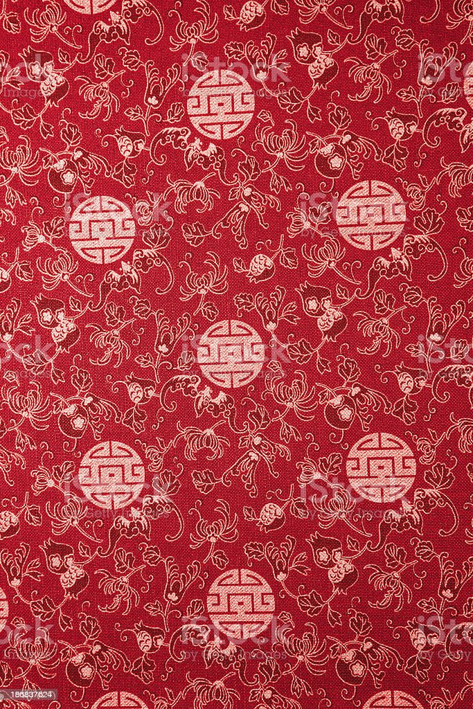 Red Pattern royalty-free stock photo