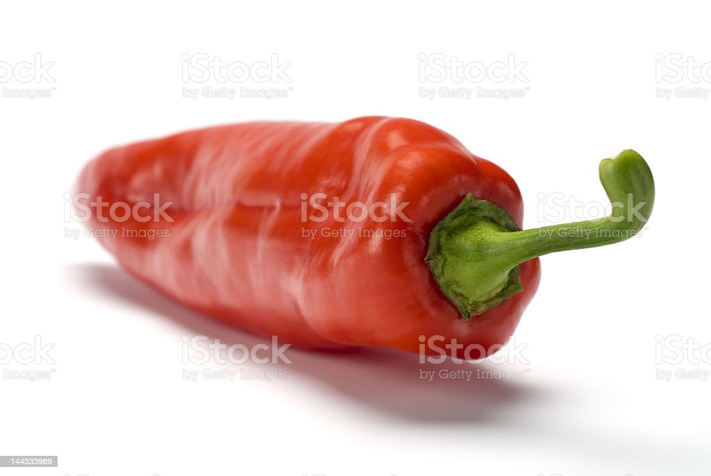 Red Pepper royalty-free stock photo