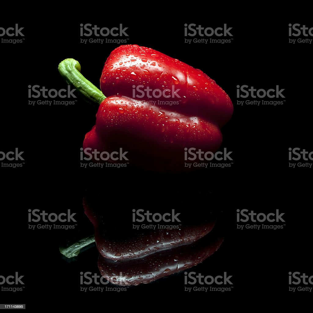 Red Pepper stock photo