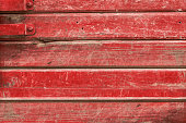 Red planks