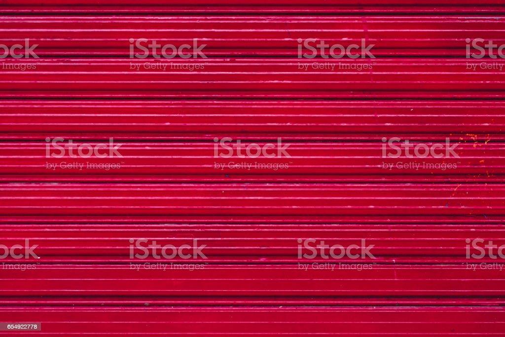 Red Portcullis stock photo
