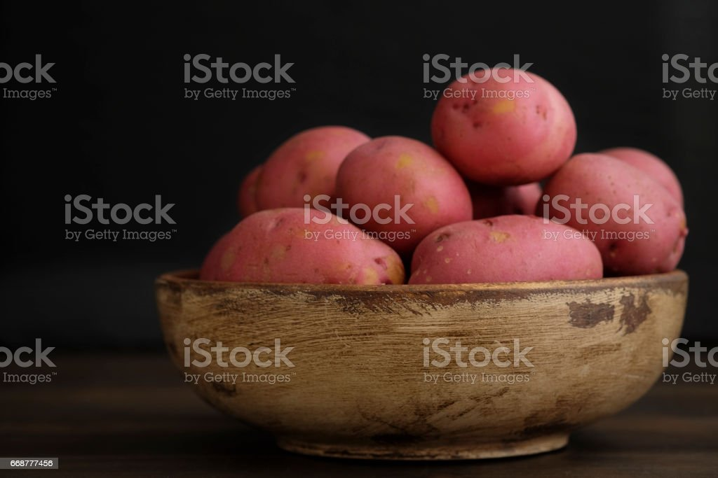 Red Potato stock photo