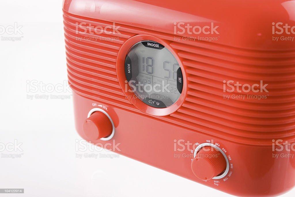 Red radio zbiór zdjęć royalty-free