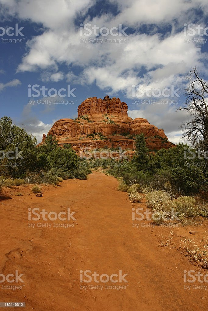 red rock foto stock royalty-free