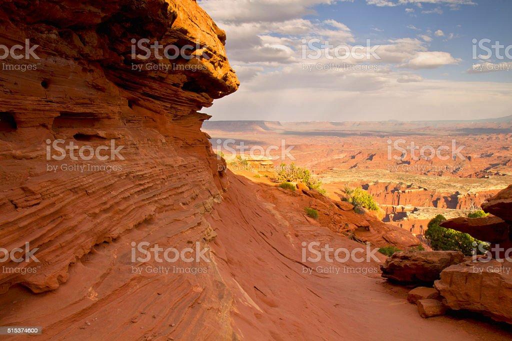 Red Rock Wonder stock photo