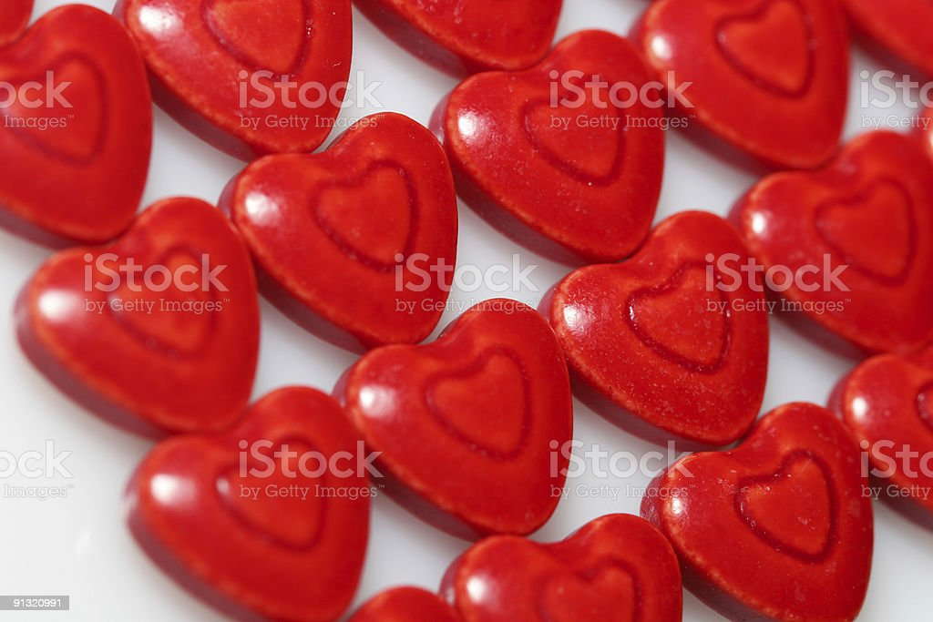 red romance royalty-free stock photo