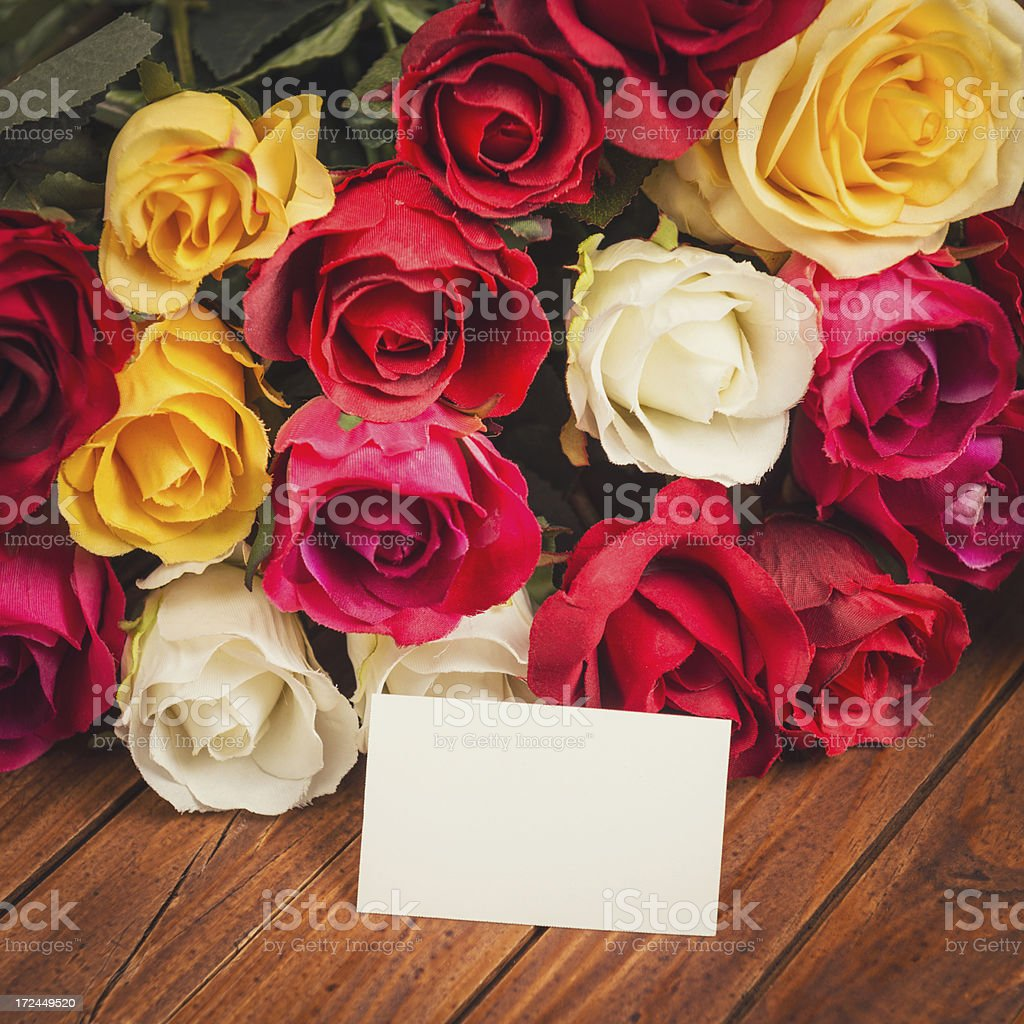 Red rose flower close up royalty-free stock photo