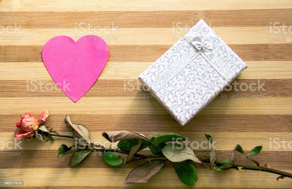 Red Rose Tea Company, Isolated, Single Object, heart stock photo