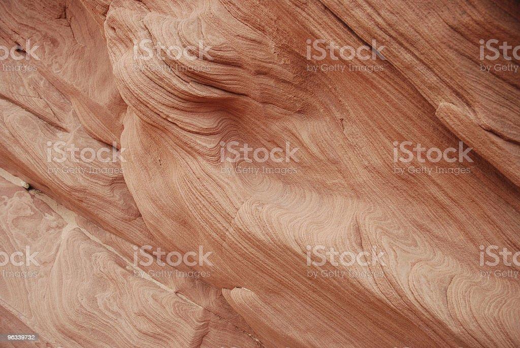 Red Sandstone Design royalty-free stock photo