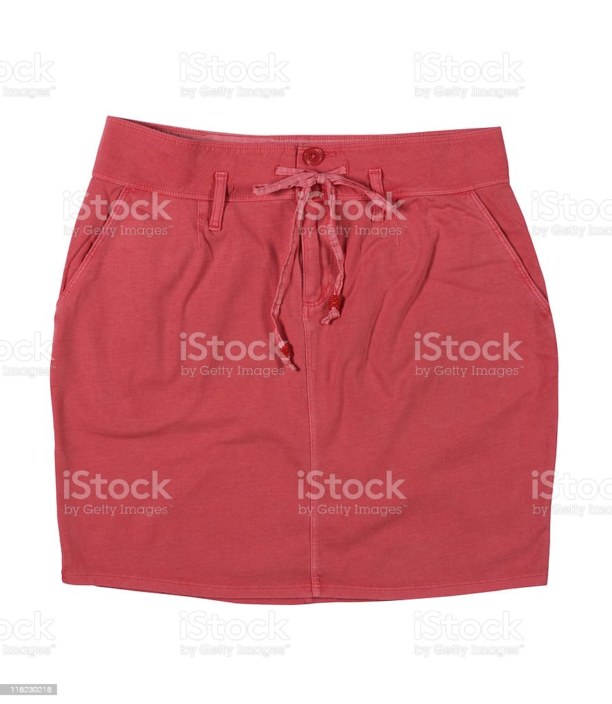 red skirt royalty-free stock photo