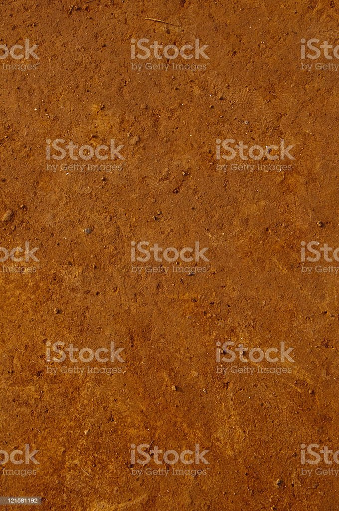 red soil royalty-free stock photo