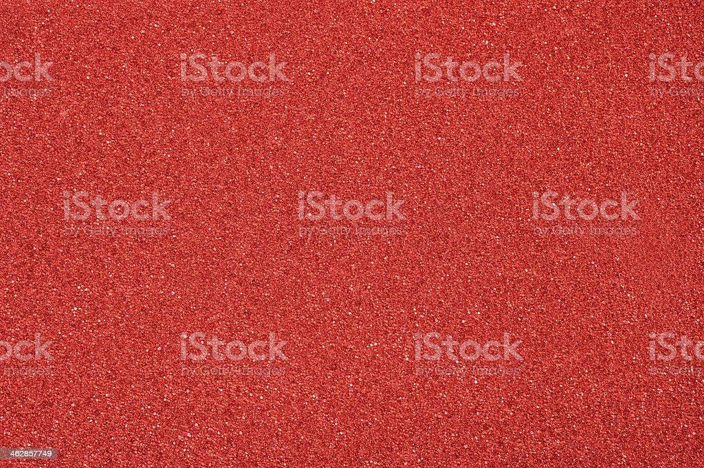 Red Sponge texture stock photo