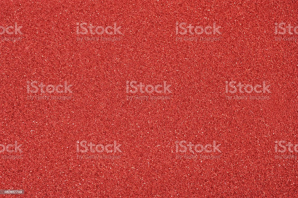 Red Sponge texture stock photo