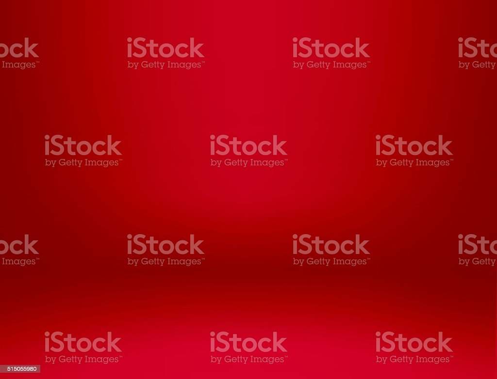 Red spotlight background stock photo