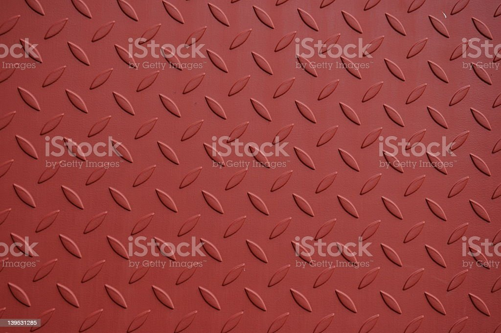 red steel royalty-free stock photo