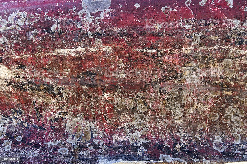 red texture royalty-free stock photo
