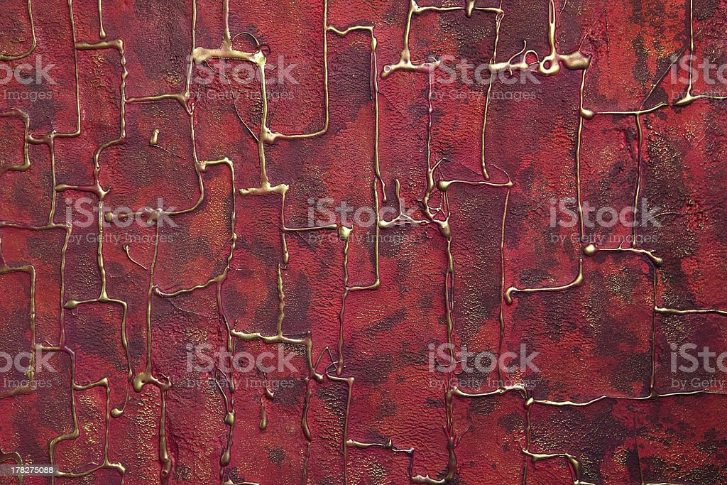 Red textured background royalty-free stock photo