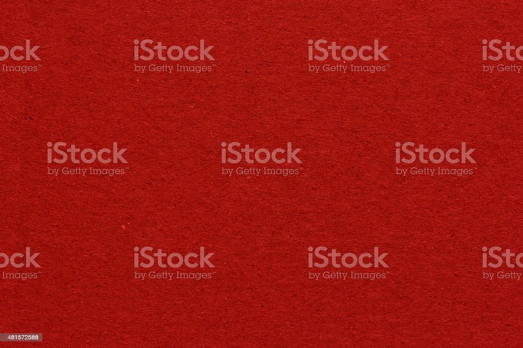 Red Textured Paper. stock photo