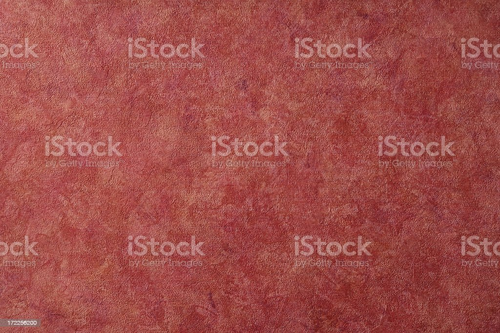 Red textured wall surface royalty-free stock photo