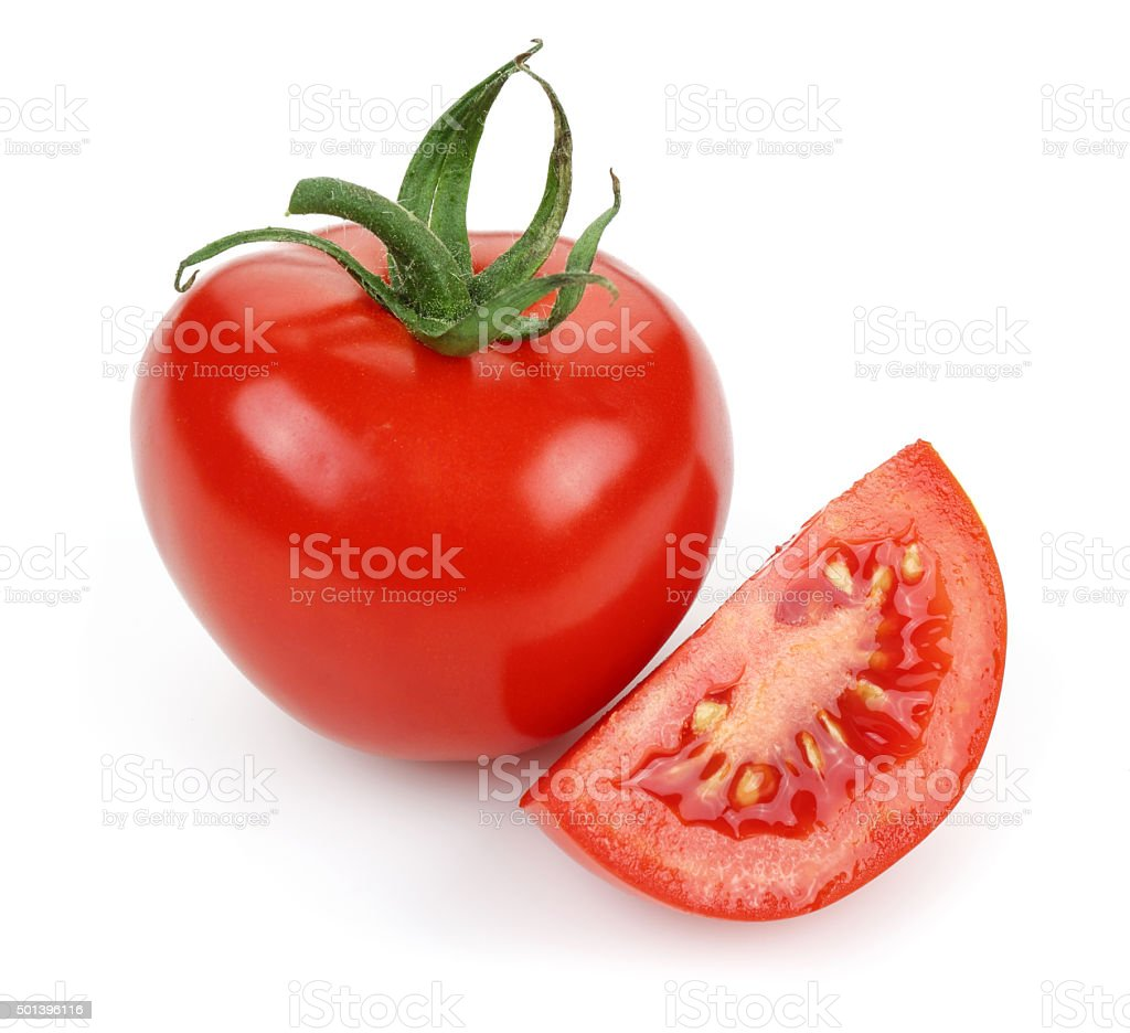 Red Tomatoes stock photo