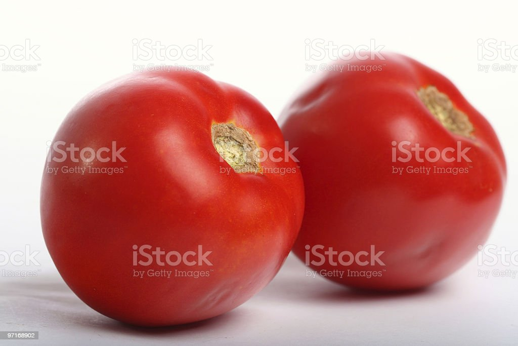 red tomatos royalty-free stock photo