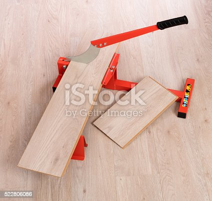 Red Tool For Cutting Laminate Stock Photo 522806086 Istock