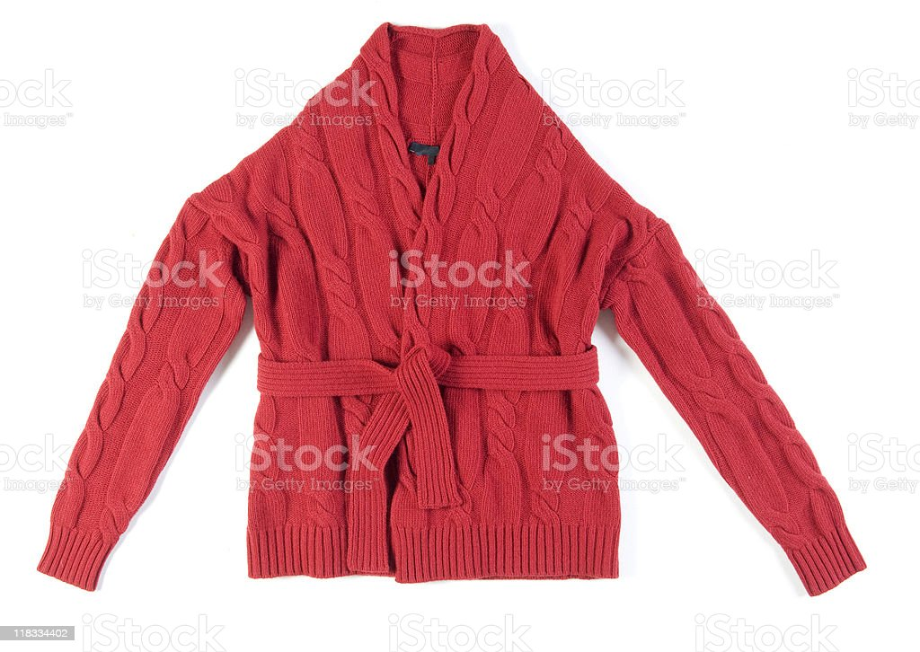 red \tsweater royalty-free stock photo